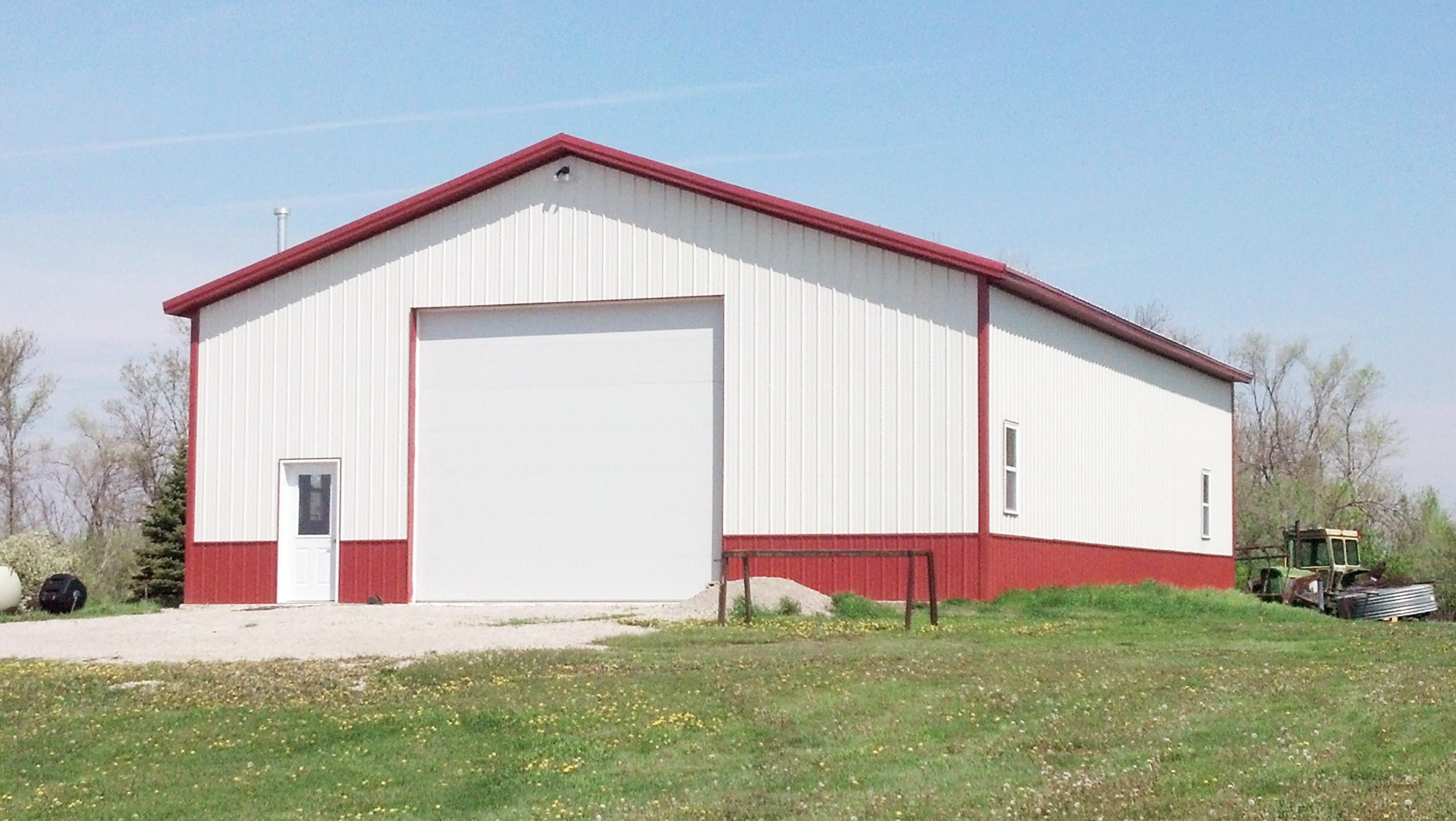 custom garages pole syracuse rochester ny upstate central new york barns